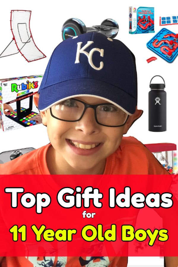 25 Top Gift Ideas For 11 Year Old Boys