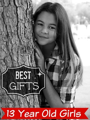 Best Gifts for 13 Year Old Girls - Favorite Top Gifts