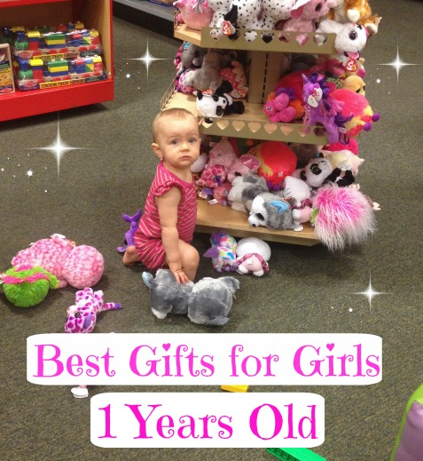 Best toys for girls 1 year old