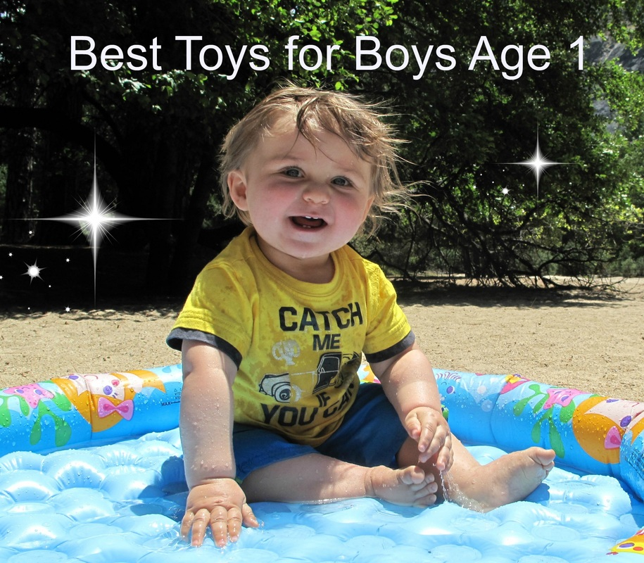 Best Gifts for 1 Year Old Boys