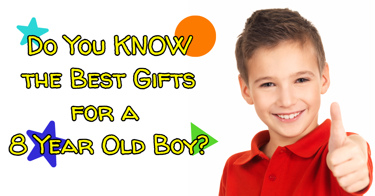 Best Toys For 8 Year Boys : Best gifts and toys for year old boys favorite top