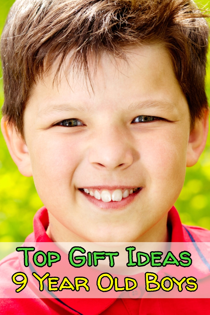 9 Year Old Boy Gift Ideas