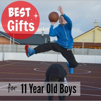 Best Gifts & Toys for 11 Year Old Boys