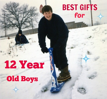 Best Gifts and Toys for 12 Year Old Boys - Favorite Top Gifts