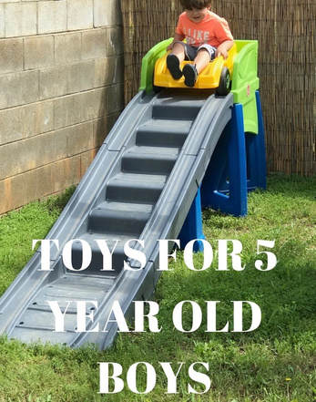 Best Gifts And Toys For 5 Year Old Boys