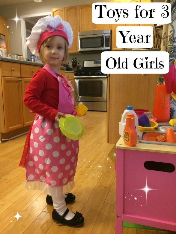 Best Gifts And Toys For 3 Year Old Girls