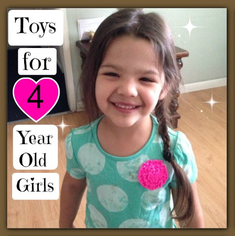 Best gifts for 4 year old girls