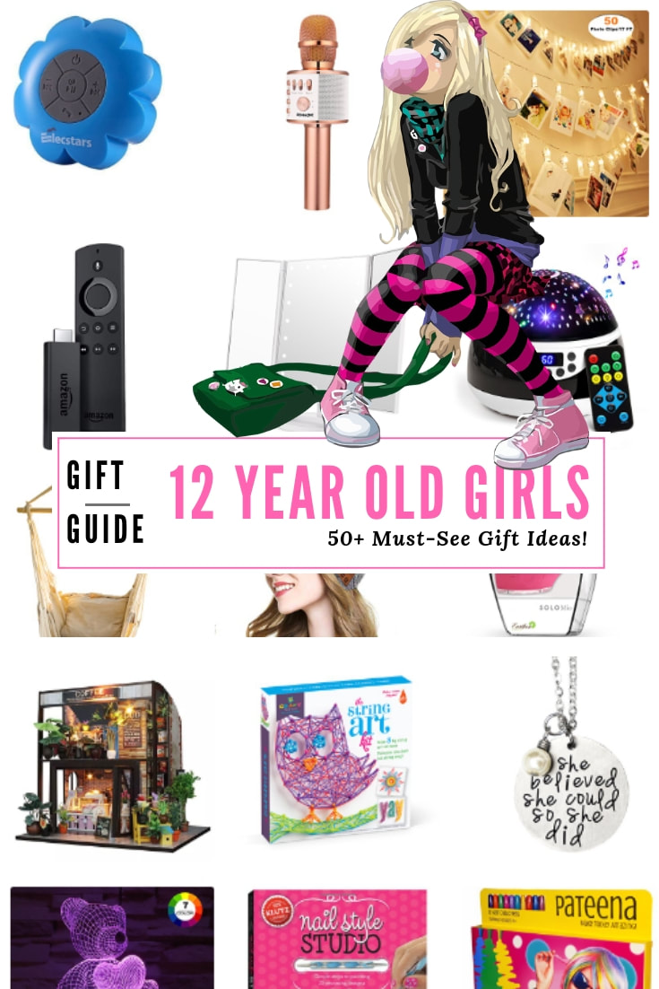 What are the best gifts for 12 year old girls?