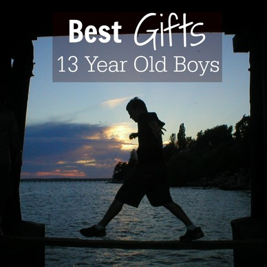 BEST GIFTS FOR 13 YEAR OLD BOYS